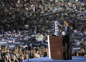 Obama at the Democratic Convention