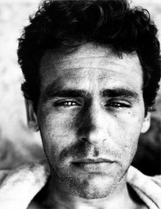 Portrait of James Agee by Walker Evans, 1937.